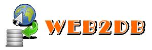 WEB2DB